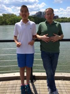 Jake & Dad 1